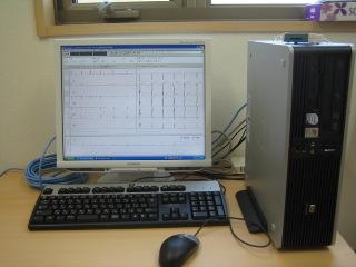 心電図解析装置